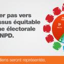 Le SCFP appuie la motion du NPD empêchant les libéraux d'avoir la majorité au comité sur la réforme électorale