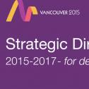 Strategic Directions 2015 - 2017 for debate