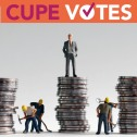 Fair Taxation: CUPE votes