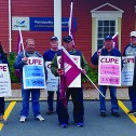 Placentia workers