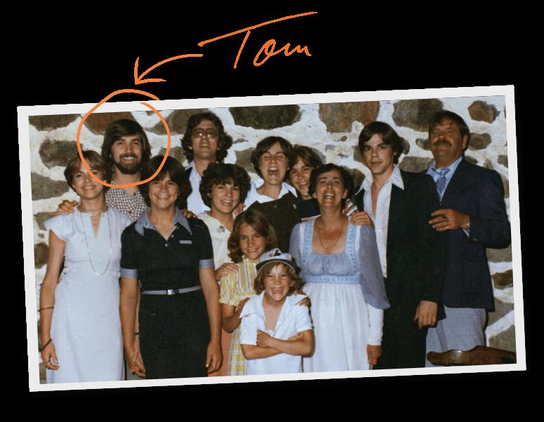Mulcair family photo