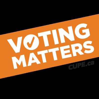 Voting Matters Facebook Profile